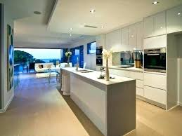 narrow kitchen with island mesmerizing narrow kitchen islands with bowl thin
