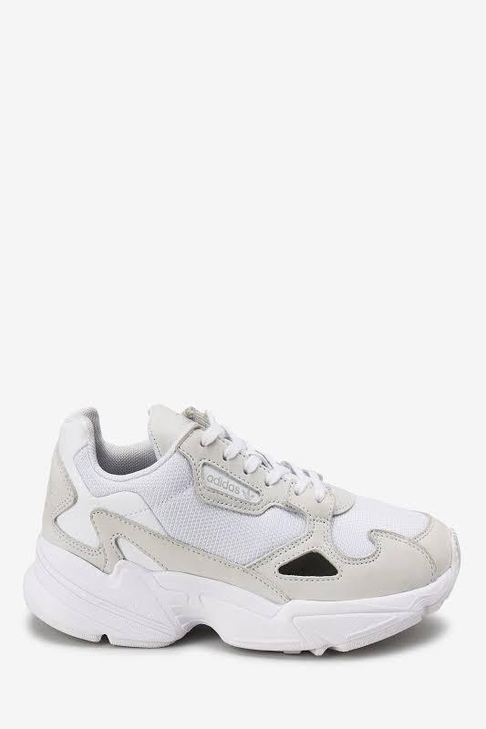 Adidas FALCON white / UK 6.5