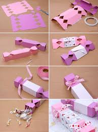 wrapping gift boxes this is wrapping idea you could use for nailpolish or