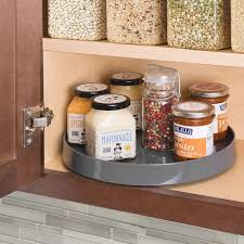how to organize a lazy susan cabinet 10 genius lazy susan ideas for the kitchen taste of home