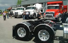 mack truck dealers mack trucks opens a pair of new locations in canada trucking