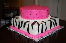 walmart birthday cake designs zebra print birthday cakes design