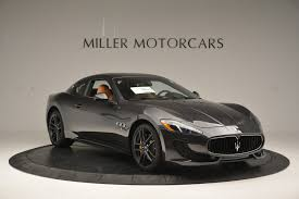 maserati 2017 granturismo 2017 maserati granturismo sport stock m1633 for sale near