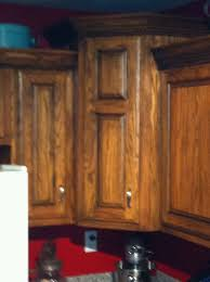 how to clean honey oak cabinets changing my golden oak cabinets used a black glaze