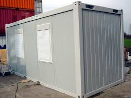 china sandwich panel 20ft prebuilt mobile home container house