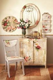 Shabby Chic Furniture Paint Colors by Shabby Chic Decorating Ideas And Interior Design In Vintage Style