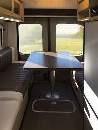 Van Rear Door Awning Winnebago Launches Ford Transit Based Paseo Camper Van