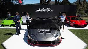 Lamborghini Aventador Huracan - lamborghini aventador lp 700 4 by ad personam shown off at pebble