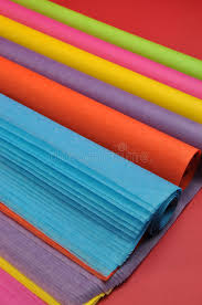 tissue wrapping paper bright rainbow colored reams rolls of tissue wrapping paper for