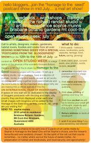 Brisbane Botanic Gardens Mount Coot Tha by Homage To The Seed Weblog June 2010