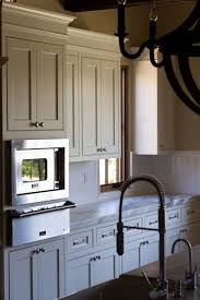 painted beaded flush fit lake sherwood kitchen w l rubottom