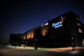 sears outdoor lighting sears centre arena enjoy illinois