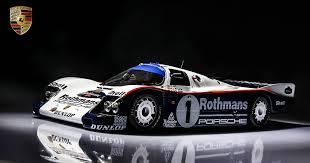 rothmans porsche 962 porsche 962c le mans 1986 winner diecastpix
