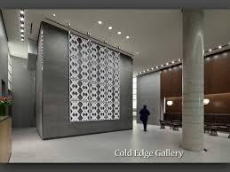 artistic room divider metal hanging art screens partitions