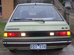 nissan pulsar 1982 1986 nissan pulsar n12 hatchback 5d wallpapers specs and news