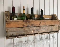 Barn Board Wine Rack Wine Rack Lighted Reclaimed Barnwood U0026 Wine Staves Grill