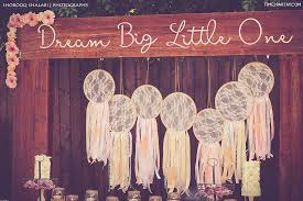 Welcome Back Party Ideas by Dream Catcher Themed Welcome Baby Party Time2partay Com