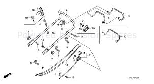 honda izy hrg 465 sd lawnmower hrg465c3 sde madf parts diagram