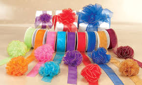 pull ribbon pull bows specialty ribbons organza pull bows creative ideas