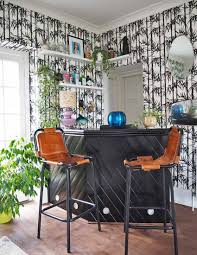 York Kitchen Cabinets Triangular Shaped Wall Design Texture Stock Photo Image 59129122