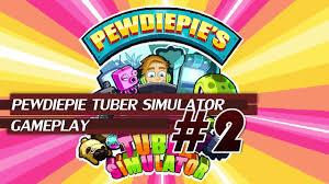 pewdiepie tuber simulator ios u0026 android gameplay decorating