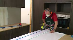 how to install an acrylic splashback diy at bunnings youtube