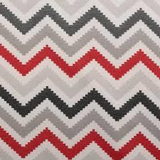 Striped Upholstery Fabric Aztec Chevron Zig Zag Stripe Woven Sofa Cushion Curtain Upholstery