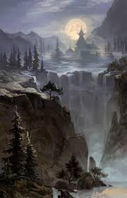 929 best art fantasy scenery images on pinterest fantasy