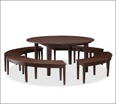dining set curved dining bench for sit comfortably u2014 jfkstudies org