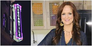 pioneer woman ree drummond is opening her new store on monday
