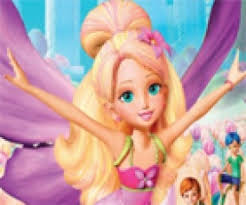 barbie thumbelina game babygames pk