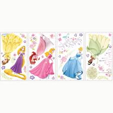 rmk1903scs glow within disney princess wall decals the wall shop rmk1903scs wall stickers wall decor wall decals tiana self adhesive roommates room decor repositionable removable