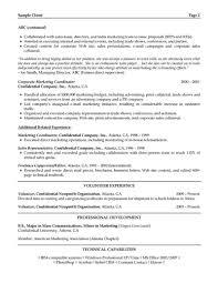 Resume For Marketing Job Resume For Marketing Position Starengineering