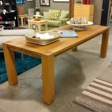 crate and barrel phoenix work table crate and barrel reclaimed wood dining table currently offered at