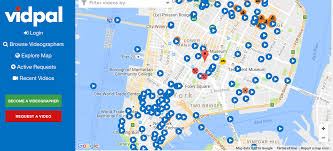 East River Ferry Map Startup Spotlight Vidpal Is An On Demand Marketplace For