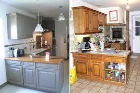 cuisine chene clair moderne cuisine chene blanchi meuble cuisine chene merveilleux