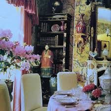Best Regency Rococo  Chinoiserie Images On Pinterest - Regency dining room