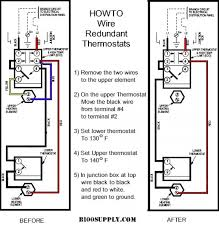 electric water heater wiring diagram how to wire water heater