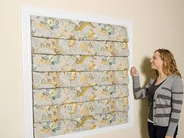 Instructions For Making A Roman Blind How To Make A Hobbled Roman Shade Video Sailrite