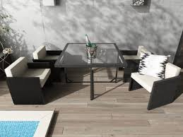 5 Piece Patio Dining Set by Wade Logan Dunlap 5 Piece Outdoor Dining Set With Cushion