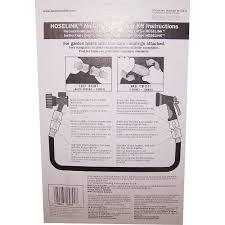 amazon com swan hoselink coupling system garden water hose no