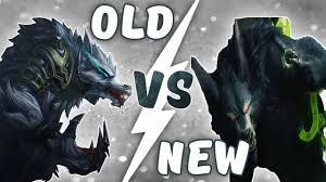 old warwick spells vs new warwick spells youtube