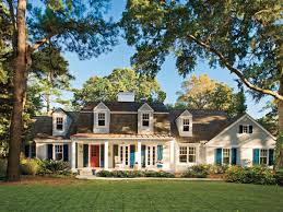 47 plans with porches southern home style house living country fa
