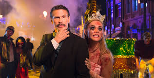 halloween horror nights chance actress steven tyler spends time with fellow immortals at universal
