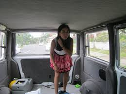 Van Window Curtains Velcro Curtains For Your Camper Van 6 Steps With Pictures