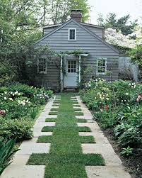 garden tour a flowering home martha stewart