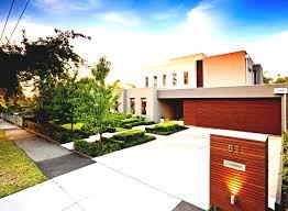 landscape design for modern house house designs