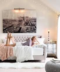 Teen Rooms by Rh Teen Bedroom I Love The Soft Gray Wall Pale Gray Paint By