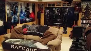 avs home theater of the month the rafcave home theater tour 10 youtube