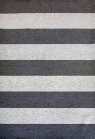 Stripe Outdoor Rug Newport Rugby Stripe Grey 166247 Rug From The Outdoor Rugs